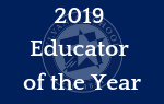 2019 Educator of the Year Nominations