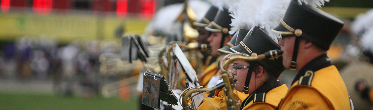Northview marching band