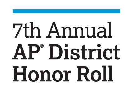 7th Annual AP District Honor Roll