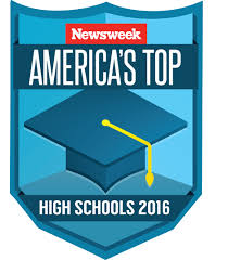 Newsweek U.S. Top 500 College Prep High Schools