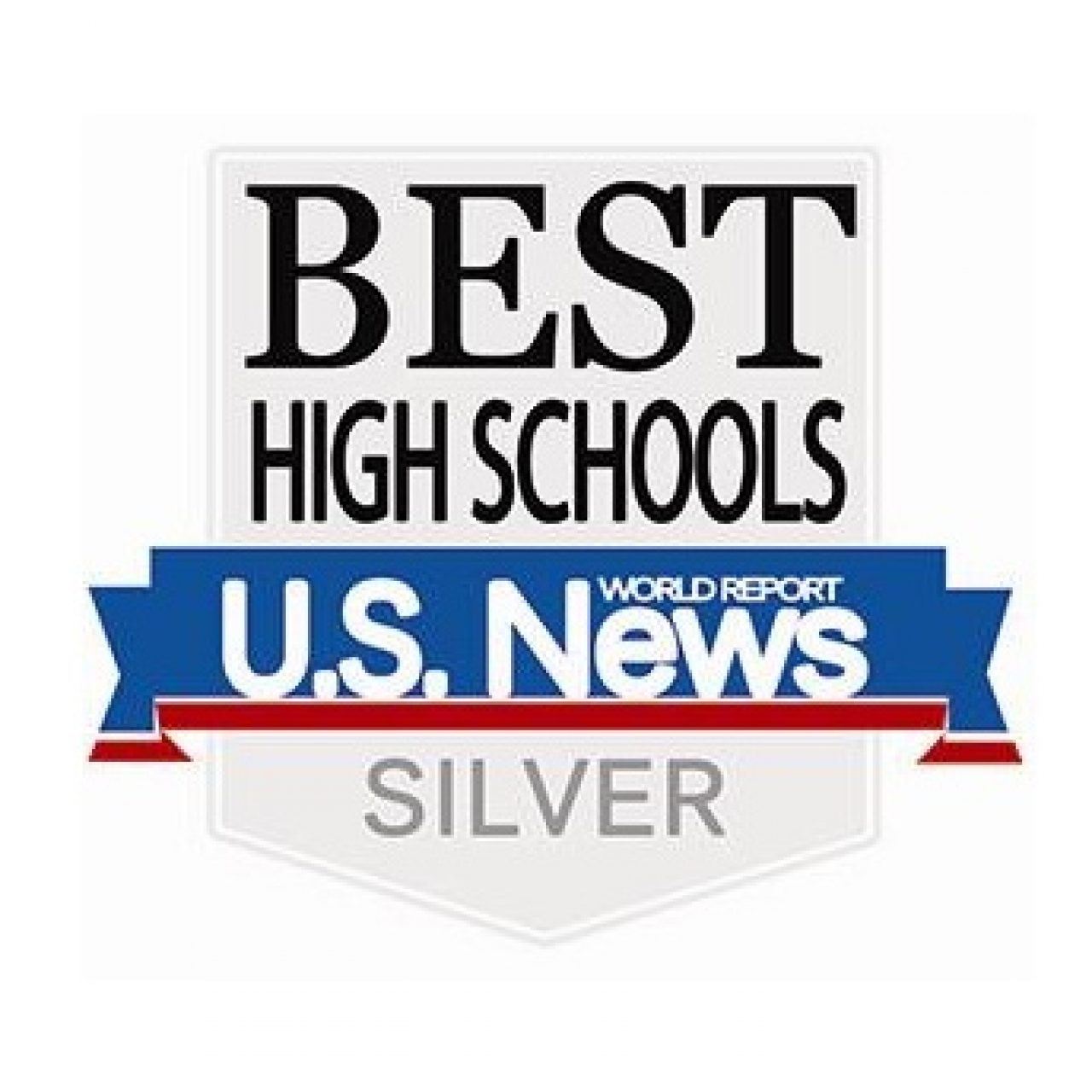 U.S. News & World Report Best High Schools Silver Award