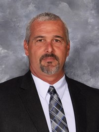Assistant Superintendent of Operations Keith Limes