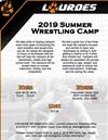 Embedded Image for: Lourdes Summer Wrestling Camp (2019423101542186_image.png)