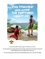 Embedded Image for: Scouts BSA Troop for Girls Interest Meeting (2019823132251986_image.png)